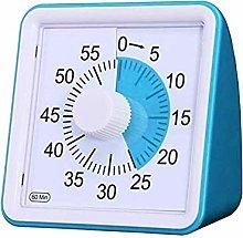 HEIRAO Visual Analog Timer, Countdown Clock,
