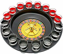 HEITIGN Party Drinking Set, 16-Hole Russian