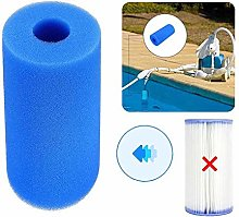 helastplanet 3 sizes pool filter cleaning