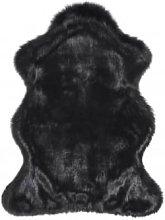 Helen Moore - Small Ebony Luxury Faux Fur Skin
