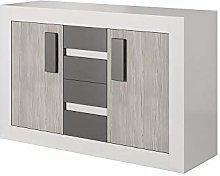 HELIOS Chest of Drawers Storage Cabinet with 4