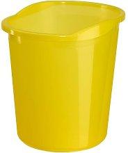 Helit The Joy 13L Yellow Waste Basket–Waste