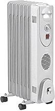Heller HRO 1507 Indoor Grey Space Heater
