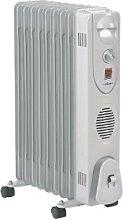 Heller HRO 2009 Indoor Grey Space Heater