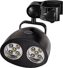 Hellery 1 Set 10 Leds Barbecue Grill Light High