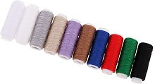 Hellery Sewing Thread Polyester Strong Thread for