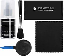 HelloCreate 5PCs Cleanser Set Cleaning Tools Dust