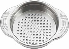 HelloCreate Can Strainer Stainless Steel Food Can