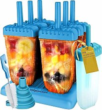 HelpCuisine® - ice Lolly Moulds / 6 Cell Set Pop