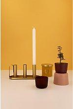 HEMA 12 Long Household Candles Ø2.2x29 White