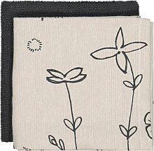 HEMA 2 Tea- And Kitchen Towel Plants Recycled