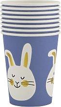 HEMA 8 Paper Cups 250 Ml Easter