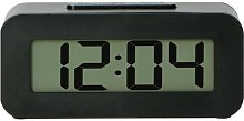 HEMA Alarm Clock Digital (black)