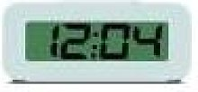HEMA Alarm Clock Digital (white)