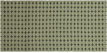 HEMA Carpet With Small Pluses 65x135 Recycled
