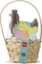 HEMA Chocolate Easter Chicken With Eggs