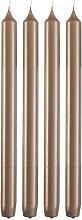 HEMA Household Candles - Ø 2 Cm - 4x - Copper