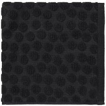 HEMA Kitchen Textile - Dots - Black Kitchen Towel