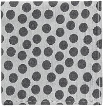 HEMA Kitchen Textile - Dots - Black Tea Towel