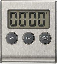 HEMA Kitchen Timer Digital Magnetic Stainless