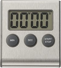 HEMA Kitchen Timer (silver grey)