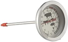 HEMA Meat Thermometer (silver grey)