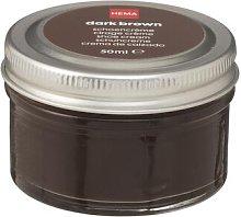 HEMA Shoe Cream Dark Brown