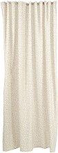 HEMA Shower Curtain 180x200 Beige/taupe
