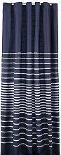 HEMA Shower Curtain 180x200 Cm Textile Blue/white