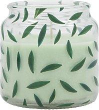 HEMA Small Candle Vase - Ø 10 Cm - Light Green