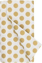 HEMA Tablecloth 138 X 220 Cm (gold)