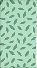 HEMA Tablecloth - 138 X 220 - Paper - Leaves