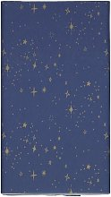 HEMA Tablecloth 138x220 Paper Blue With Stars