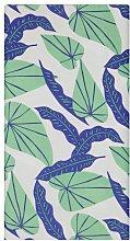 HEMA Tablecloth 138x220 Paper Leaves