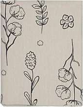 HEMA Tablecloth 140x240 Chambray - Plants Recycled