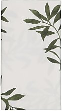 HEMA Tablecloth Paper 138x220 Leaves