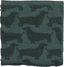 HEMA Tea Towel 52 X 52 (green)