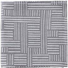 HEMA Tea Towel 65 X 65 Cm (grey)
