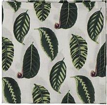 HEMA Tea Towel 65x65 Leaves Green