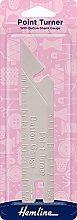 Hemline H274 Plastic Point Turner Sewing Tool with