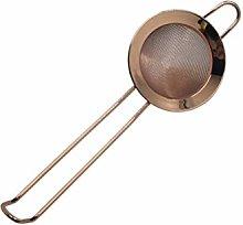 Hemoton 1 Pcs Stainless Steel Ladle Colander