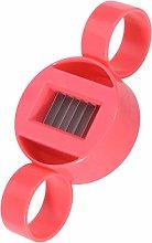 Hemoton 2 Pcs Bean Cutter Handheld Plastic