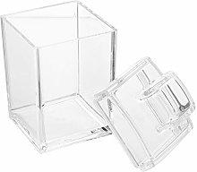 Hemoton Airtight Acrylic Canister Food Storage
