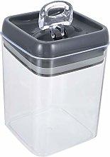 Hemoton Airtight Food Storage Containers Plastic