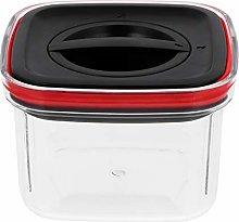 Hemoton Airtight Food Storage Jars Kitchen Pantry