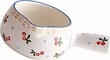 Hemoton Butter Warmer Pot Ceramic Milk Boiling Pot