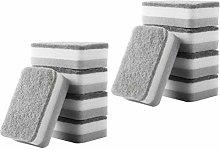 Hemoton Cleaning sponge, kitchen sponge, washable