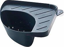 Hemoton Corner Sink Strainer Triangular Sink