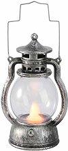 HEMOTON Decorative Lantern Flame Light Vintage