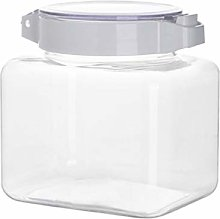 Hemoton Kitchen Canister Food Storage Jar